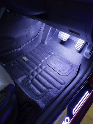 Matters Car Mat for Hyundai i30 Pde(2018)