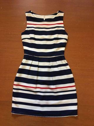 Sailor Stripe Dress