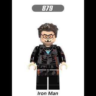 Lego Compatible Tony Stark