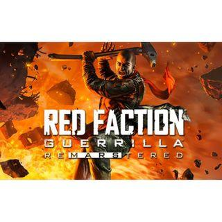 Red Faction Guerrilla Remastered Steam Key