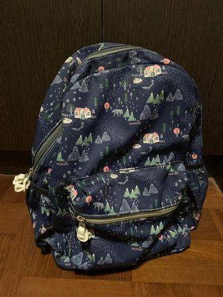 🚚 Printed Backpack