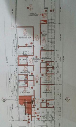 CK ONE solution Design Layout Space Plan View & Hand Sketch Drawing