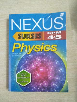 Physics SPM Reference Book