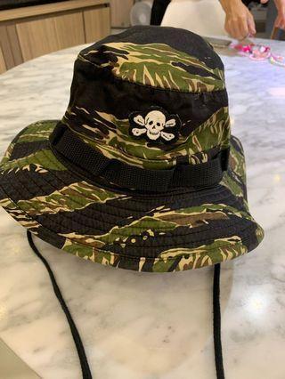 NHIZ jungle hat