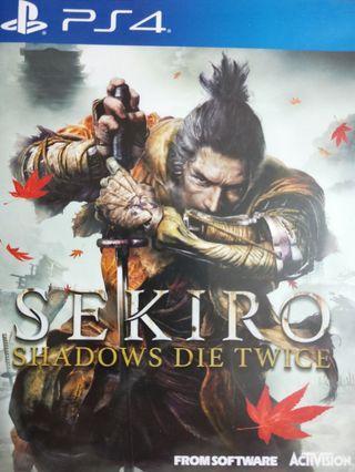 🚚 Selling Sekiro PS4