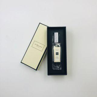 Jo Malone 30ml #Wood Sage & Sea Salt #English Pear & Freesia #Wild Bluebell #Orange Blossom #Red Rose
