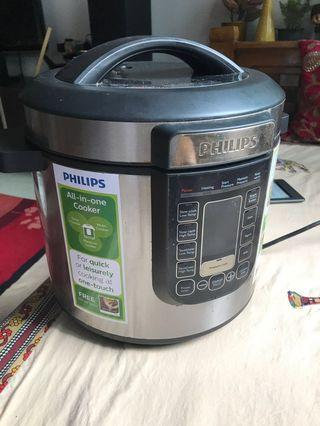 🚚 Philips All-in-one Cooker