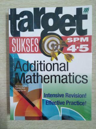 Addmaths SPM Reference Book