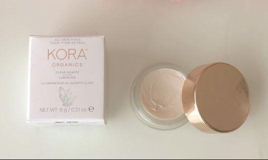 🚚 Kora organics luminizer - clear quartz