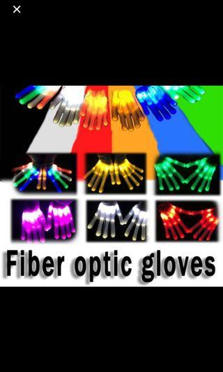 🚚 LED glowing gloves