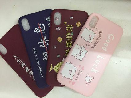 4 iPhone Case For RM10 (X/XS)