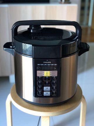 🚚 PHILIPS HD2139 Pressure Cooker