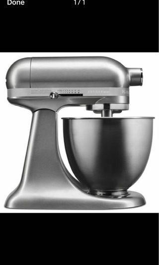 BRAND NEW -Kitchen Aid Artisan® Mini 3.5 Quart Tilt