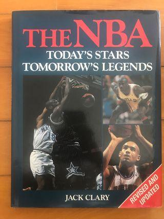 The NBA Legends 畫冊