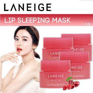 🚚 Laneige Lips Sleeping Masks 3g