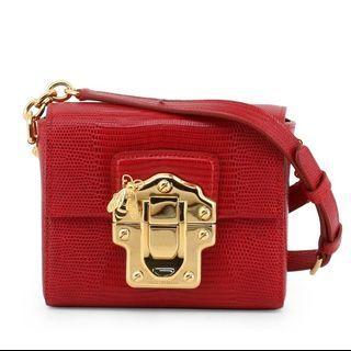 Dolce & Gabbana Red Camera Bag