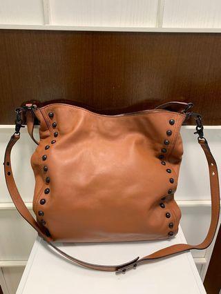 Loeffler Randall three-way messenger bag