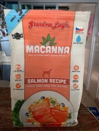 Grandma Lucy'a Macana Salmon Dog Food