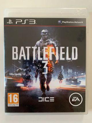 PS3 Game - Battlefield 3