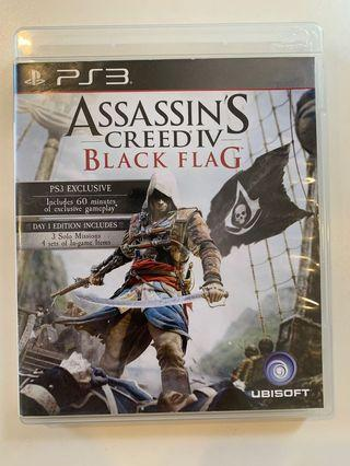 PS3 Game - Assassin's Creed 4 Black Flag