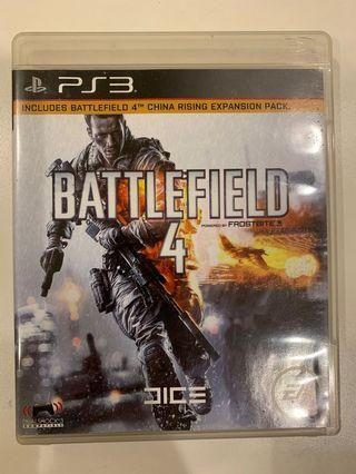 PS3 Game - Battlefield 4