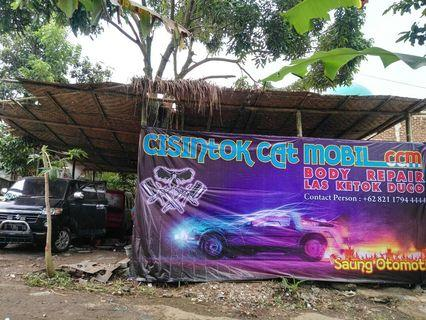 pengecatan Mobil