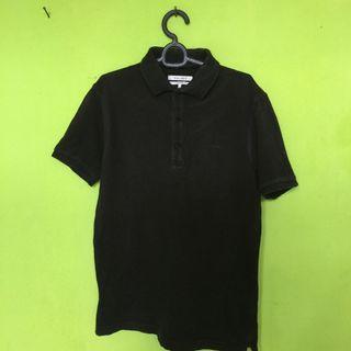 Poloshirt valino (black)