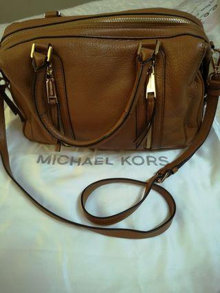 Authentic Michael Kors two way bag