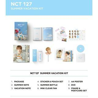 {share/paid} NCT 127 Summer Vacation