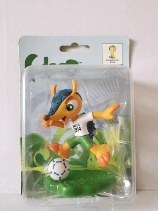 全新珍藏版2014年巴西世界盃吉祥物 - 福來哥