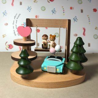 🚚 Wooderful Life 鞦韆擺飾