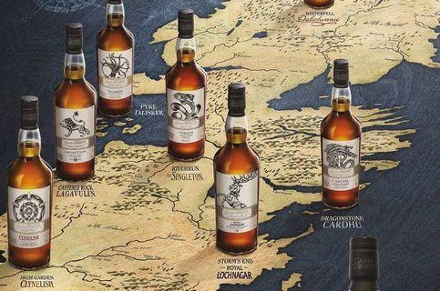 Game of throne whisky
