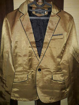 Jual Murah Jas Blazer Korea Import Original Gold