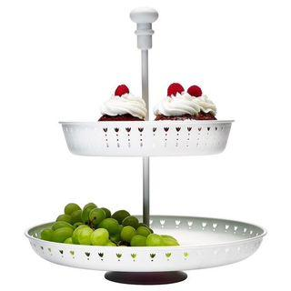 2-tier Serving Stand (Ganera from Ikea)