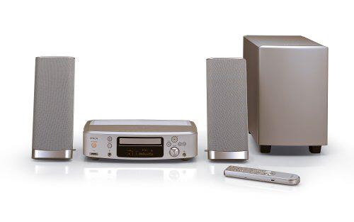 Denon s101 2.1 音響(壞CD機) 2.1 home theatre audio system (cd player not working)