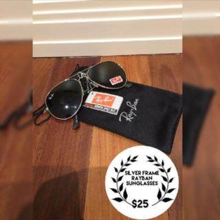 BNWT RayBan Aviator Sunglasses