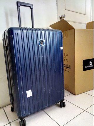 28吋行李箱 深藍色