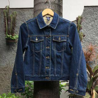 JAKET JEANS / TRUCKER DENIM JACKET GAP