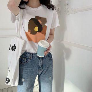 🚚 PO Graphic Tee TCL