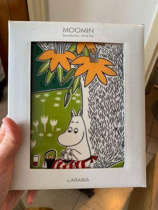 Moomin wall tile