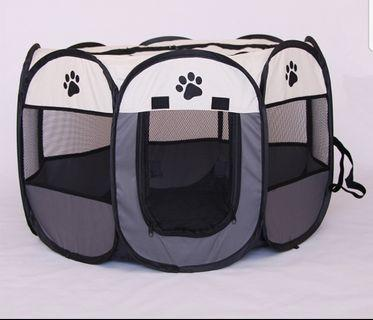Pet play Tent 91x91x58cm
