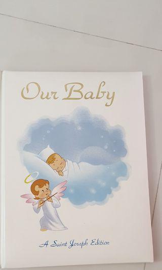 🚚 BN Baby Growing up book