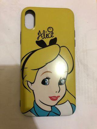 Case iPhone X / disney