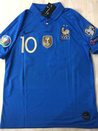 In Stock France Jersey XL