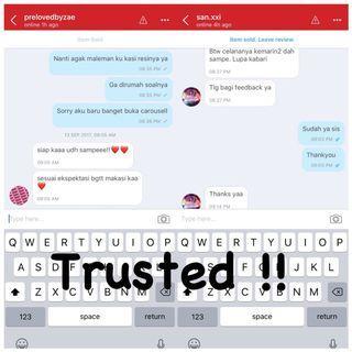 Testi (Trusted)