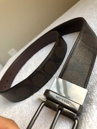 Coach Men's Belt
