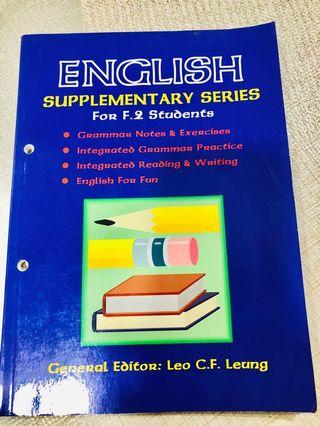 [Integrated English Exercise] Supplementary English Series For F.2 Students
