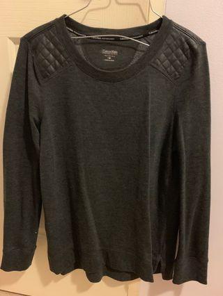 Calvin Klein Grey Sweater size M