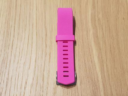 Fitbit Charge 2 HR replacement strap Size S (Pink)