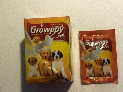 Growppy milk New Formula